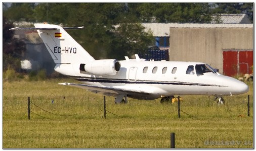 Cessna 525 Citation CJ1 EC-HVQ (cn 525-0436)