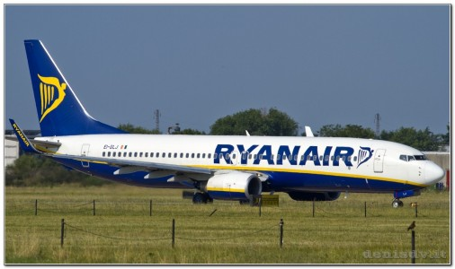 Ryanair Boeing 737-8AS EI-DLJ (cn 34177/1899)