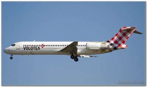 Volotea Boeing 717-2BL Remark Photographer EI-EWI (cn 55170/5120)