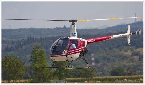 EliFriulia Robinson R-22B Beta I-MMAF (cn 2514)