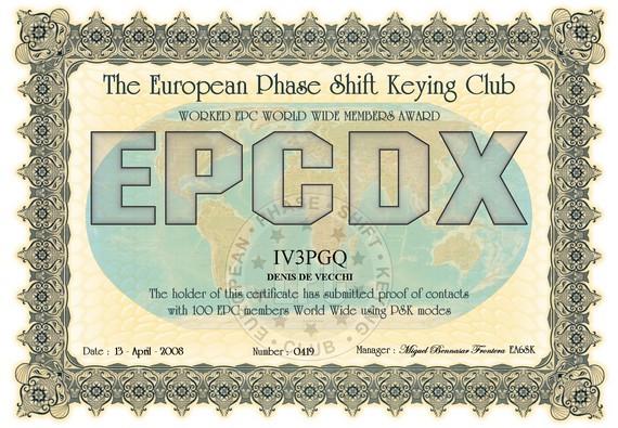 IV3PGQ-EPCMA-EPCDX