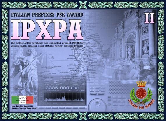 IV3PGQ-IPXPA-II