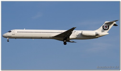 Medallion Air McDonnell Douglas MD-83 (DC-9-83) YR-HBE (cn 49396/1305)