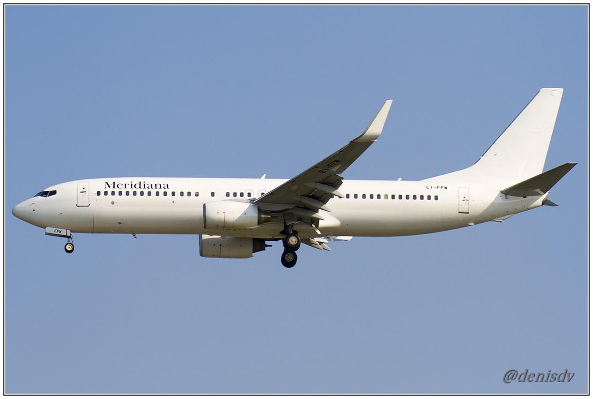 Meridiana Boeing 737-85F EI-FFW (cn 30477/976)