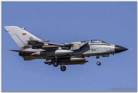 Germany Air Force Tornado IDS 45+67
