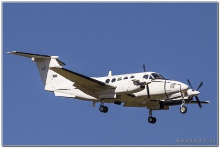 USA – Air Force Beech C-12F Huron (B200C) 84-0156