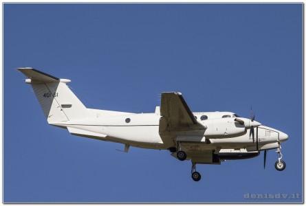 USA – Air Force Beech C-12F Huron (B200C) 84-0161