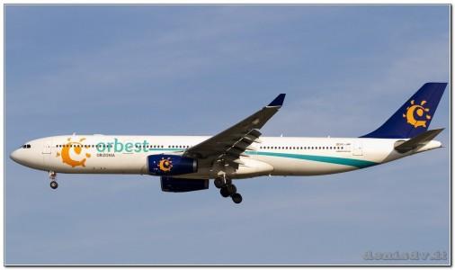 Iberworld Airlines Airbus A330-343 EC-JHP (cn 670)