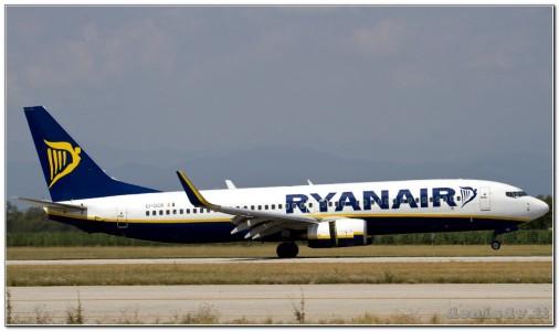 Ryanair Boeing 737-8AS EI-DCR (cn 33811/1613)