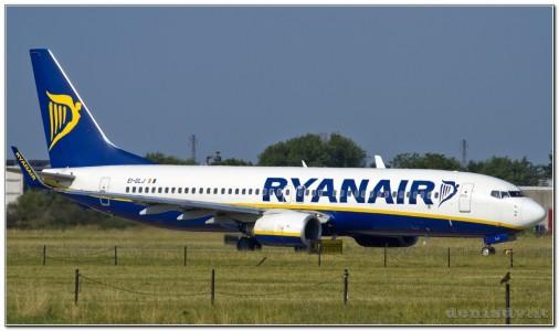Ryanair Boeing 737-8AS EI-DLJ (cn 34177/1899)