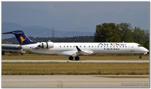 Air One Canadair CL-600-2D24 Regional Jet CRJ-900 EI-DOU (cn 15068)