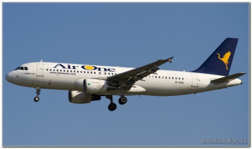 Air One Airbus A320-214 EI-DSS (cn 3515)