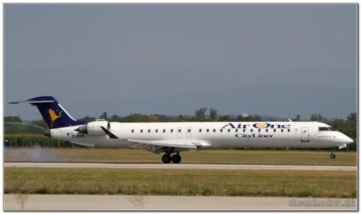Air One Canadair CL-600-2D24 Regional Jet CRJ-900 EI-DVR (cn 15118)