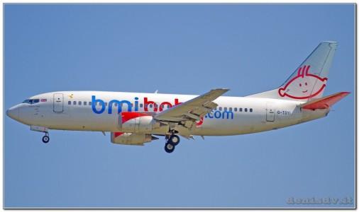 Bmibaby Boeing 737-3Q8 G-TOYI (cn 28054/3016)