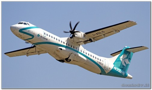 Air Dolomiti ATR ATR-72-500 (ATR-72-212A) I-ADLS (cn 634)