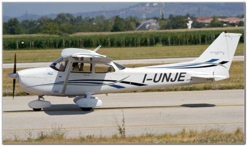 Elifriulia Cessna I-UNJE