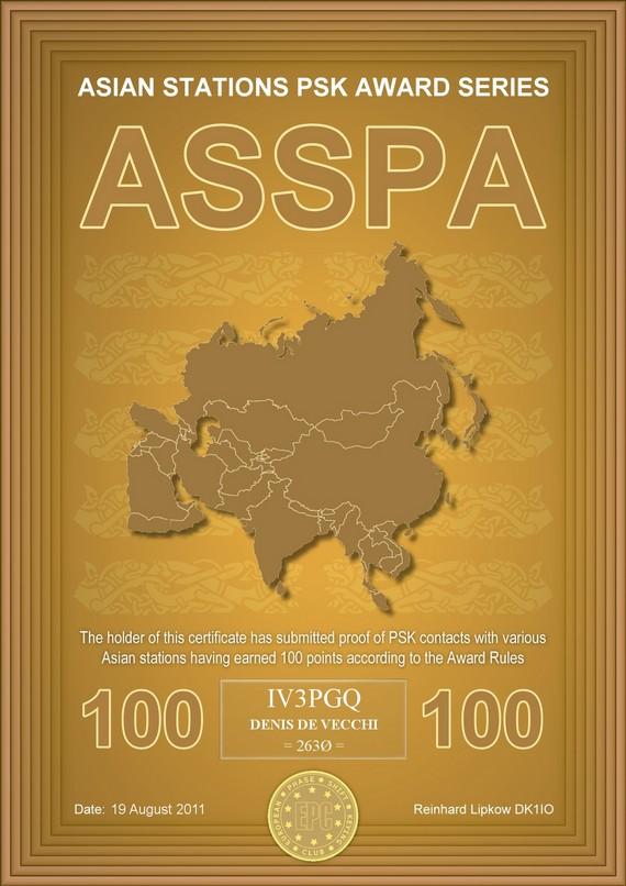 IV3PGQ-ASSPA-100