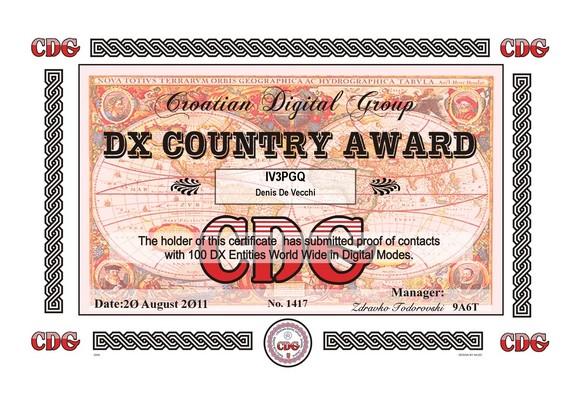 IV3PGQ-DXCA-100