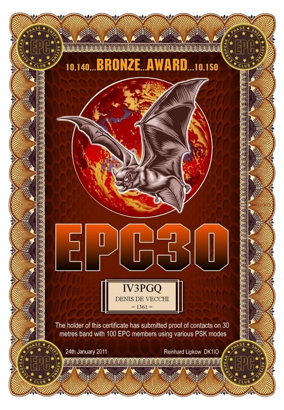 IV3PGQ-EPC30-BRONZE