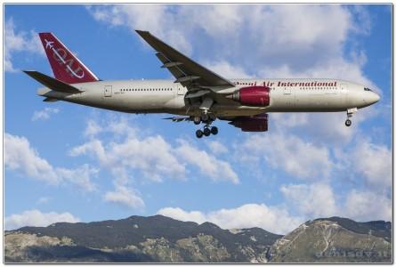 Omni Air International Boeing 777-700 N927AX