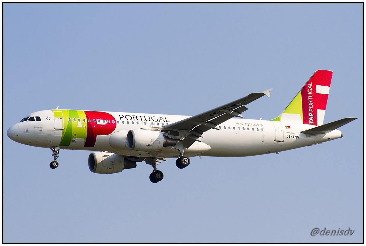 TAP Portugal Airbus A320-214 CS-TNV (cn 4145)